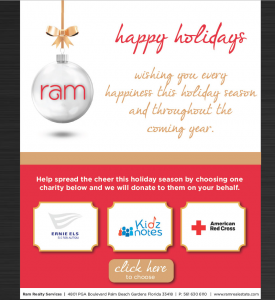 Client Email - Holiday Card